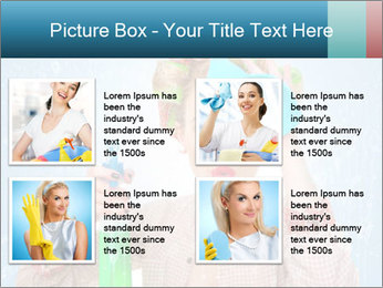 Funny Housewife PowerPoint Template - Slide 14