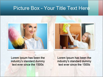 Funny Housewife PowerPoint Template - Slide 18