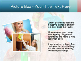 Funny Housewife PowerPoint Template - Slide 20