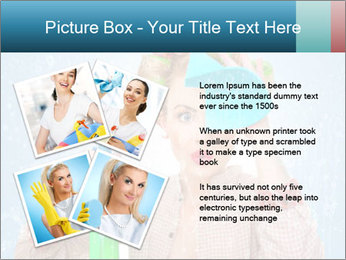 Funny Housewife PowerPoint Template - Slide 23