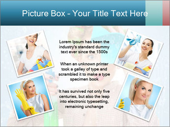 Funny Housewife PowerPoint Template - Slide 24