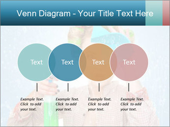 Funny Housewife PowerPoint Template - Slide 32