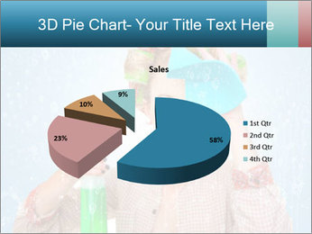 Funny Housewife PowerPoint Template - Slide 35