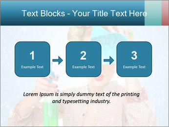 Funny Housewife PowerPoint Template - Slide 71