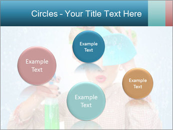 Funny Housewife PowerPoint Template - Slide 77