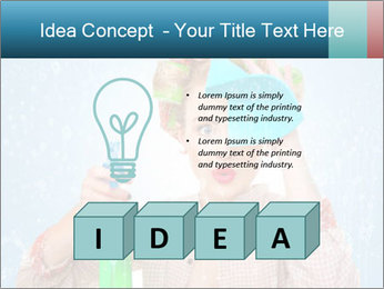 Funny Housewife PowerPoint Template - Slide 80