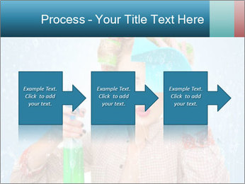 Funny Housewife PowerPoint Template - Slide 88