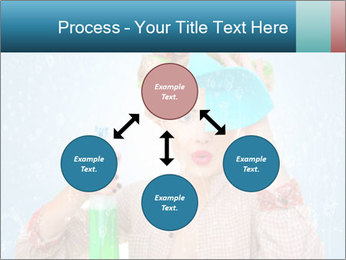 Funny Housewife PowerPoint Template - Slide 91