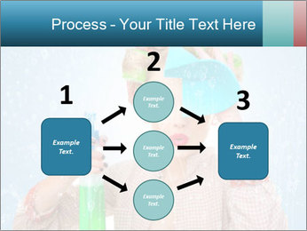 Funny Housewife PowerPoint Template - Slide 92