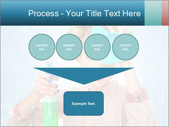 Funny Housewife PowerPoint Template - Slide 93