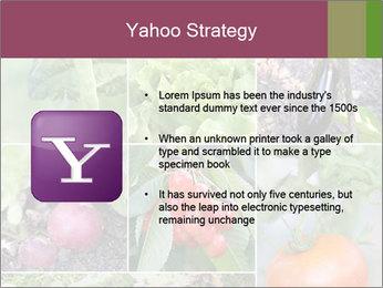 Organic Veggies PowerPoint Templates - Slide 11