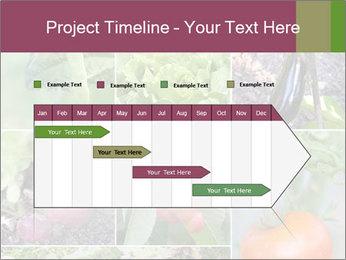 Organic Veggies PowerPoint Templates - Slide 25