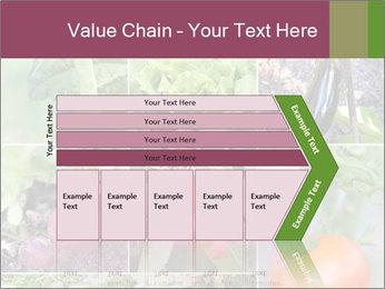 Organic Veggies PowerPoint Templates - Slide 27