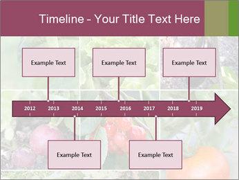 Organic Veggies PowerPoint Templates - Slide 28