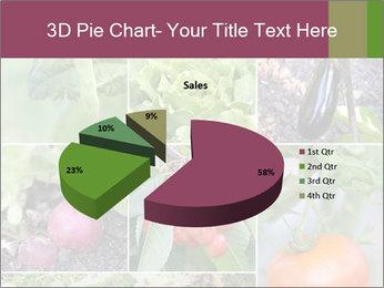 Organic Veggies PowerPoint Templates - Slide 35