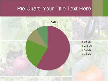 Organic Veggies PowerPoint Templates - Slide 36