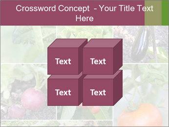 Organic Veggies PowerPoint Templates - Slide 39