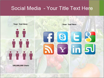Organic Veggies PowerPoint Template - Slide 5