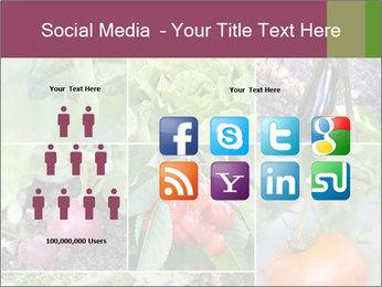 Organic Veggies PowerPoint Templates - Slide 5