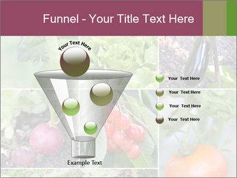 Organic Veggies PowerPoint Templates - Slide 63