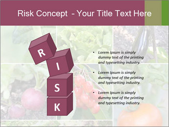 Organic Veggies PowerPoint Template - Slide 81