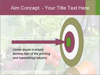 Organic Veggies PowerPoint Template - Slide 83