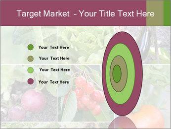 Organic Veggies PowerPoint Templates - Slide 84