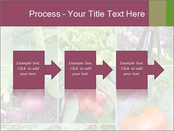 Organic Veggies PowerPoint Templates - Slide 88