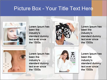 Eye Sight Check PowerPoint Template - Slide 14