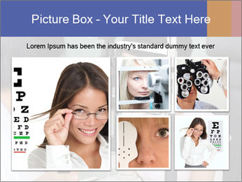 Eye Sight Check PowerPoint Template - Slide 19