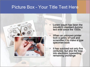 Eye Sight Check PowerPoint Template - Slide 20