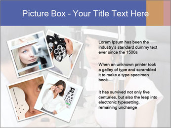 Eye Sight Check PowerPoint Template - Slide 23