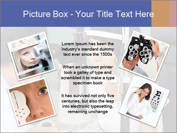 Eye Sight Check PowerPoint Template - Slide 24