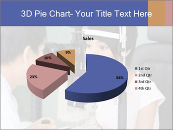 Eye Sight Check PowerPoint Template - Slide 35