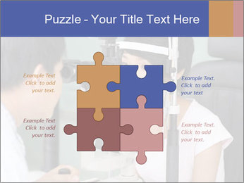 Eye Sight Check PowerPoint Template - Slide 43