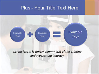 Eye Sight Check PowerPoint Template - Slide 75