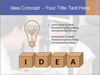 Eye Sight Check PowerPoint Template - Slide 80