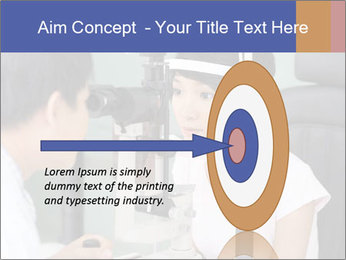 Eye Sight Check PowerPoint Template - Slide 83