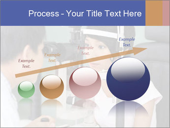 Eye Sight Check PowerPoint Template - Slide 87