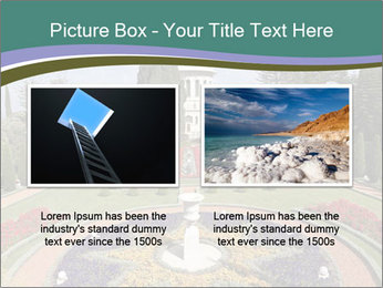 Beautiful Palace And Garden PowerPoint Template - Slide 18
