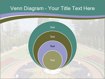 Beautiful Palace And Garden PowerPoint Template - Slide 34