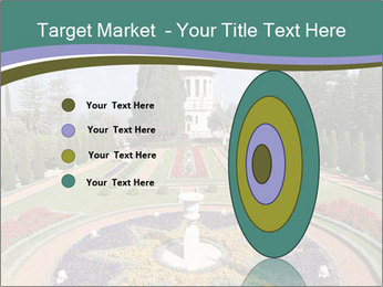 Beautiful Palace And Garden PowerPoint Template - Slide 84
