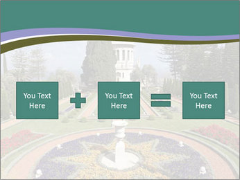 Beautiful Palace And Garden PowerPoint Template - Slide 95