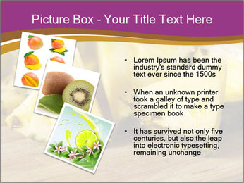 Sweet Slices Of Pineapple PowerPoint Template - Slide 17