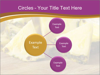 Sweet Slices Of Pineapple PowerPoint Template - Slide 79