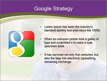 Cute Grandmama PowerPoint Template - Slide 10