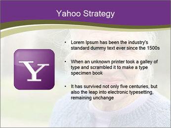Cute Grandmama PowerPoint Template - Slide 11