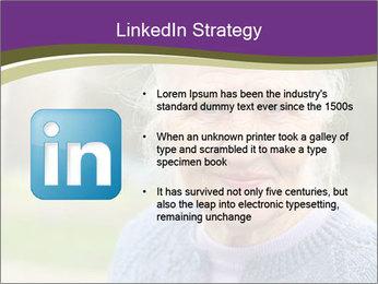 Cute Grandmama PowerPoint Template - Slide 12