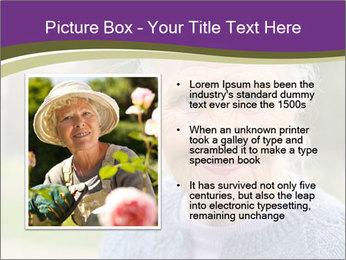 Cute Grandmama PowerPoint Template - Slide 13