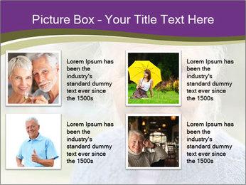 Cute Grandmama PowerPoint Template - Slide 14